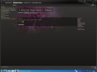 Steam аккаунт с MW3